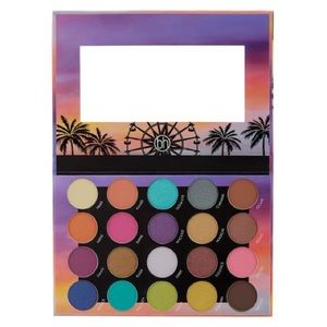 BH Cosmetics Weekend Festival Eyeshadow Palette